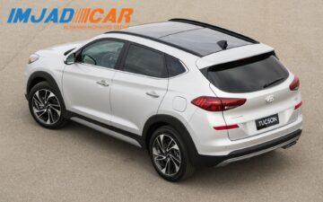 Réserver Hyundai TUCSON FULL BVA