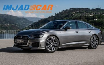 Réserver Audi A6