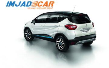 Réserver Renault CAPTUR BVA