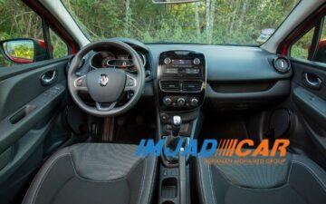 Réserver Renault CLIO 4 BVA