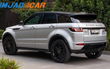 Réserver Land Rover EVOQUE DYNAMIC