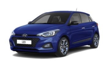 Réserver Hyundai I20 M