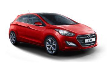 Réserver Hyundai I30 BVA