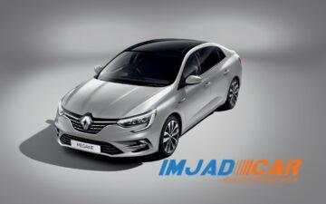 Réserver Renault MEGANE SEDAN BVA