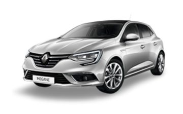 Réserver Renault MEGANE BVA