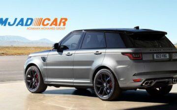 Réserver Land Rover SPORT