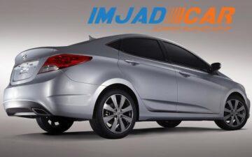Réserver Hyundai ACCENT BVA