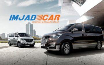 Réserver Hyundai H1 LUXE MINIBUS