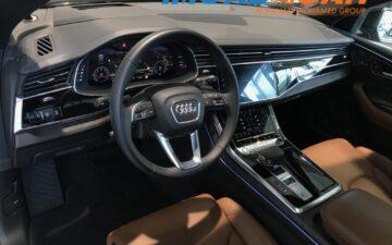 Réserver Audi Q8