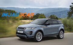 Land Rover EVOQUE BEBE VELAR BVA