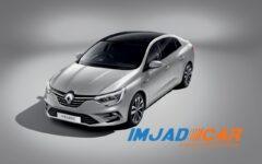Renault MEGANE SEDAN BVA