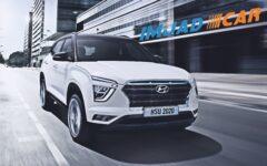 Hyundai CRETA BVA 2021